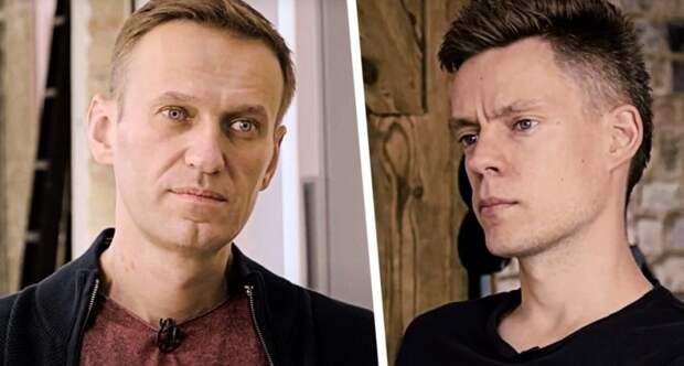 Кто заказал Дудю Навального?