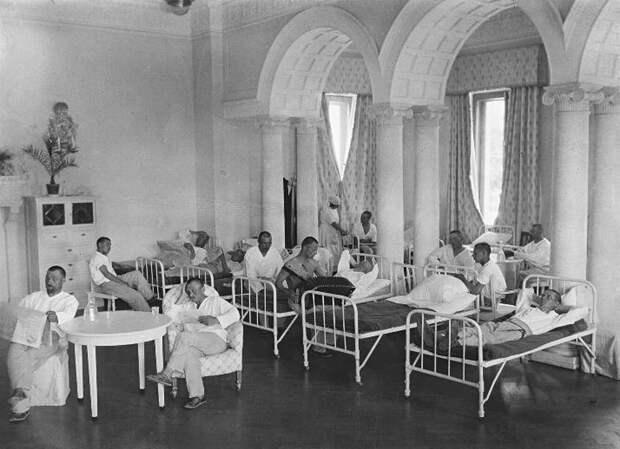 Детокс по-советски: Как отдыхали в санаториях СССР (ФОТО)
