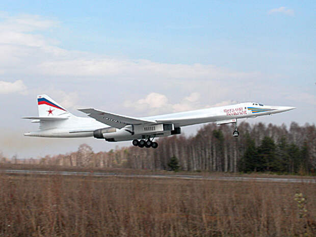 В 2008 году КАПО сдало крайний Ту-160 из задела 90-х