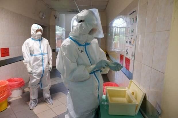 Заболеваемость коронавирусом в Крыму выросла на 7%