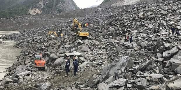 В КНР эвакуируют жителей