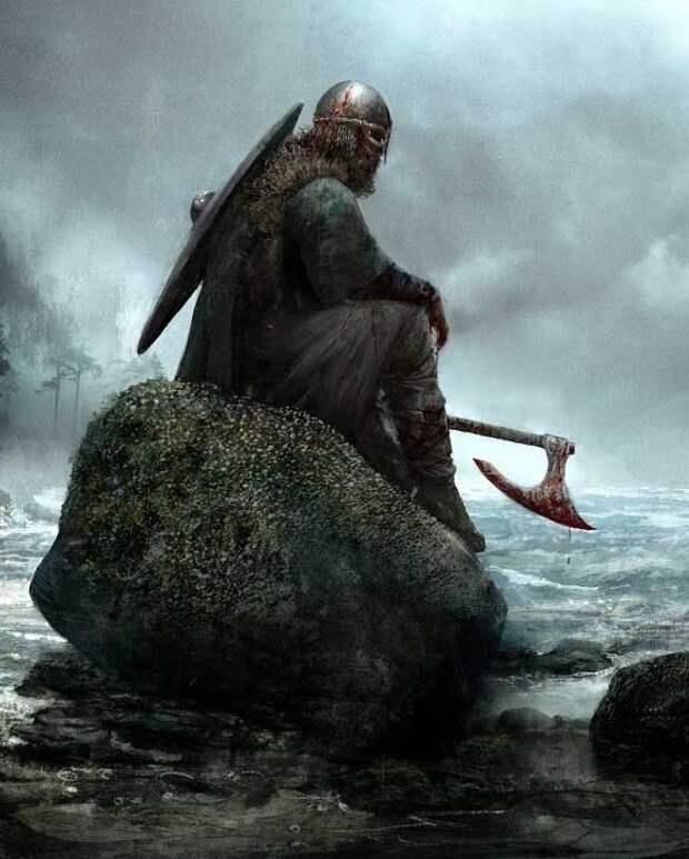 Славяно-норманнские войны за Ладогу по археологическим данным (VIII-X вв.)
