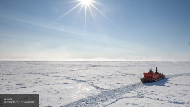 Американские журналисты указали на превосходство РФ над США в Арктике