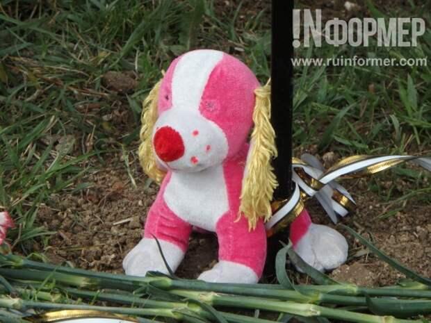 Севастопольская аллея памяти о жертвах трагедии в Кемерово