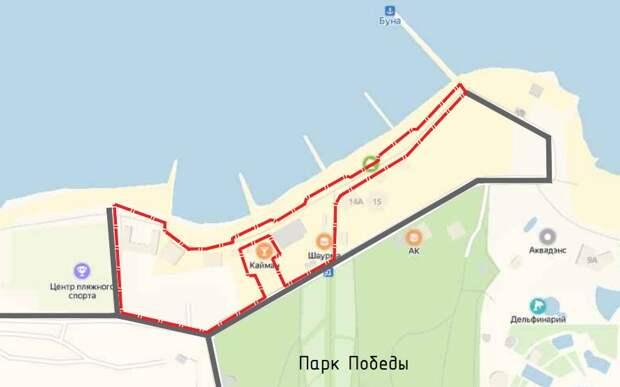 В Москве нашелся подрядчик для набережной парка Победы в Севастополе