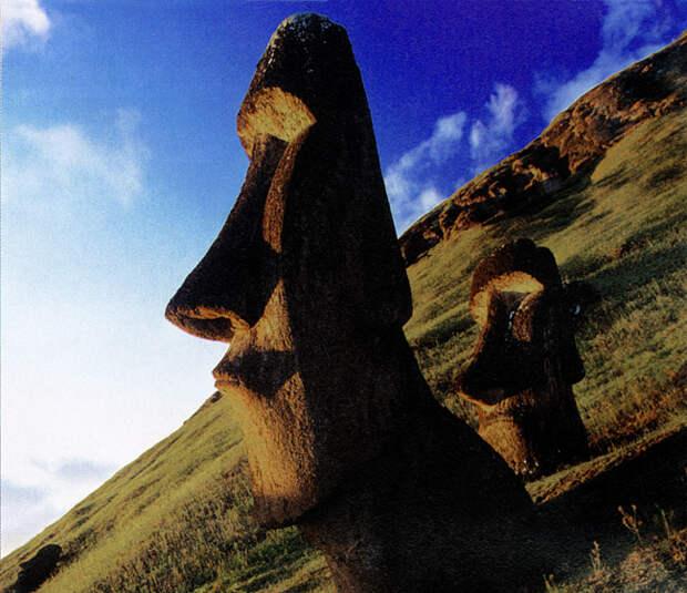 Остров Рапа Ити – древнейшая загадка