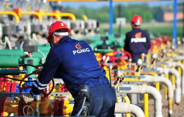Россия закрыла газовый вентиль Польше, полякам не раскрутить его. Пусть дальше, как древние люди, электричество добывают