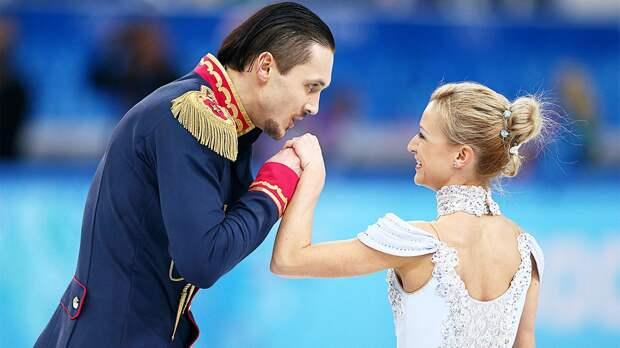 Олимпийская чемпионка Волосожар хочет участвовать втелешоу «Ледниковый период»