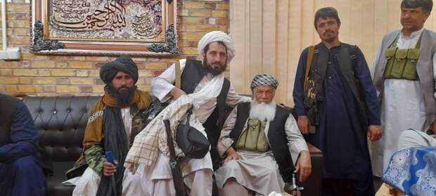"""Талибан поймал """"Льва Герата"""""""