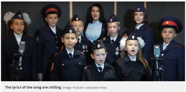 """""""Дядя Вова, мы с тобой!"""". Реакция СМИ на детский клип про Путина"""