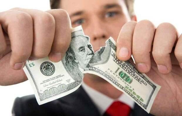 Россия рвет с долларом
