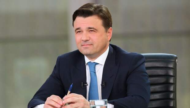 Воробьев вошел в тройку лидеров рейтинга цитируемости губернаторов‑блогеров за март