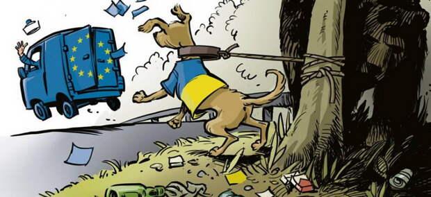Бондаренко: От Германии Украина получит лишь обещания, но не гарантии