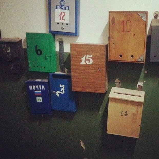 Ад перфекциониста, а не почтовые ящики postmail, красивые почтовые ящики, отличная идея, почта, почтовые ящики, почтовый ящик, ящики
