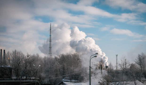 В Уфе снова зафиксировали превышение ПДК вредных веществ в воздухе