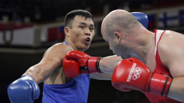 Верясов проиграл в четвертьфинале боксёрского турнира ОИ