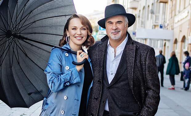 Валерий Меладзе и Альбина Джанабаева представили первую совместную песню