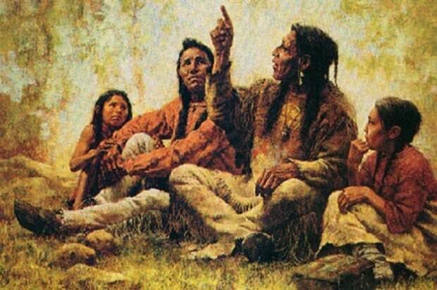Будущее Земли в посланиях предков хопи