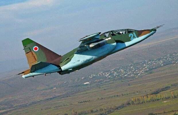 Forbes выразил сомнение в перспективности планов Грузии по выпуску советских Су-25