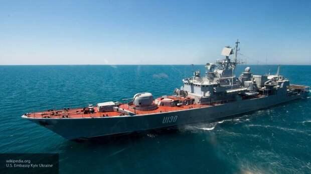 Дандыкин уверен, что Украина лишится не только флота, но и ракет в случае войны с РФ в море