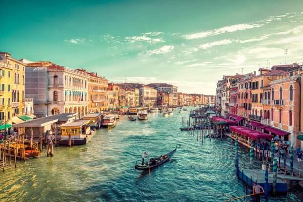 ЮНЕСКО защитит Венецию отударов массового туризма: Новости ➕1, 22.06.2021