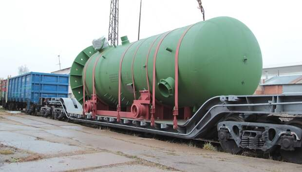 Завод «ЗиО‑Подольск» отгрузил третий комплект оборудования для АЭС в Бангладеш