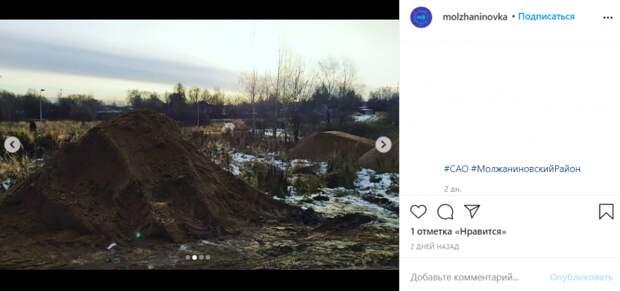Фото дня: строительство поликлиники на Синявинской в самом разгаре