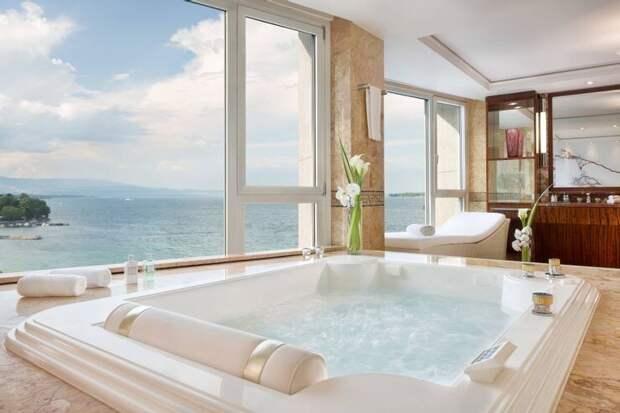 10 самых дорогих отельных номеров вмире