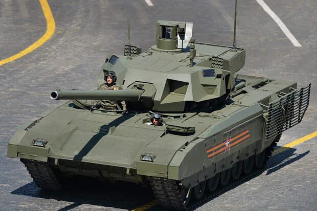 """Military Watch сравнил """"Армату"""" с другими современными танками"""