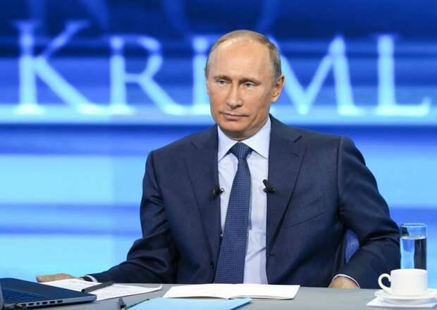 Восстание масс: новый труд Владимира Путина