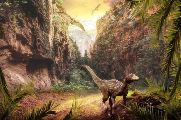 Посетители сайта парка научатся изображать доисторических животных /pixabay.com