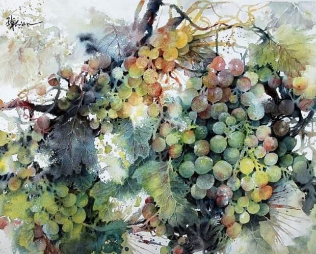 художник Lian Quan Zhen (Лиан Цюань Чжэнь) картины – 02