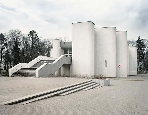 Дворец бракосочетания в Вильнюсе, Литва.
