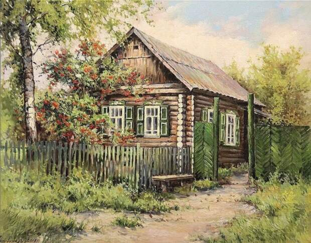 художник Наталья Головина картины – 19