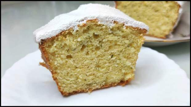 Десерт из КАБАЧКОВ, который просят все гости. Вкуснее любого торта
