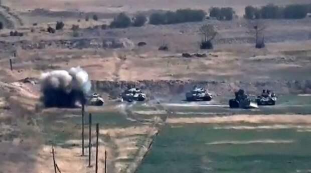 США раскрыли участие Турции в карабахском конфликте