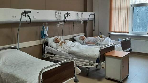 Коронавирусом в Подмосковье впервые с начала пандемии заболели более трех тысяч человек
