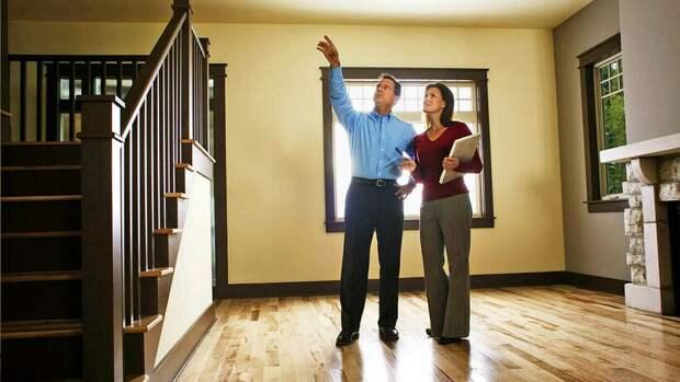 При покупке дома в Америке часто пользуются услугами агентств