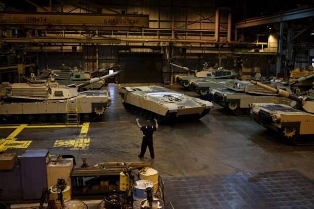 ВПК США не готов к большой войне