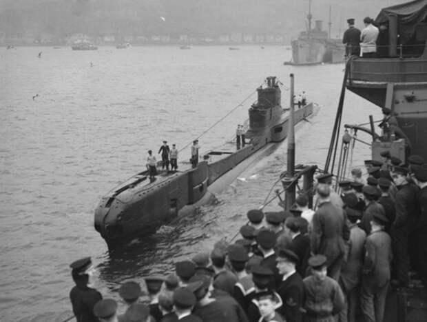 Как советская олениха «служила» на британской подводной лодке