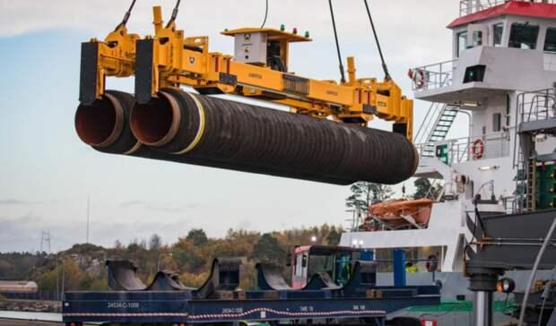 Прокладка «Северного потока-2» будет завершена через несколько месяцев— Fitch