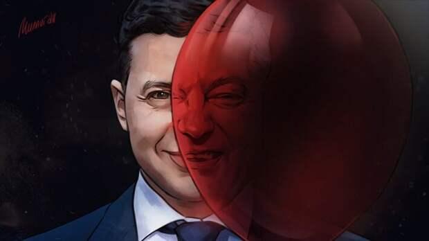 Азаров назвал главные отличия между Зеленским и Порошенко на посту главы Украины