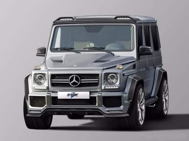 «Ларек» уходит на орбиту: Mercedes-Benz G-класса ставит на ширину и мощь
