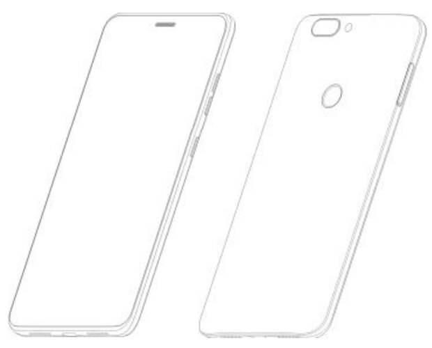 Смартфоны ZTE могут получить экран с отверстием для динамика