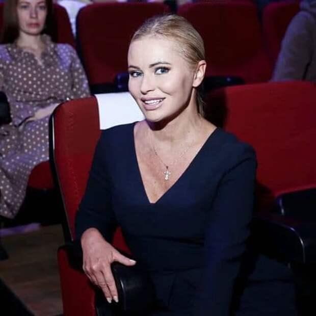 Дана Борисова обвинили Волочкову в пристрастии к алкоголю