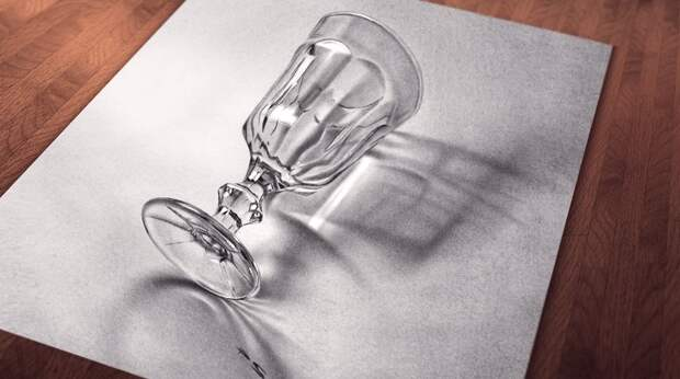 Фантастические 3D-рисунки Штефана Пабста