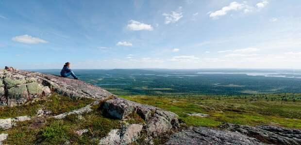 Национальный парк Паанаярви — место, где время замедляет свой ход