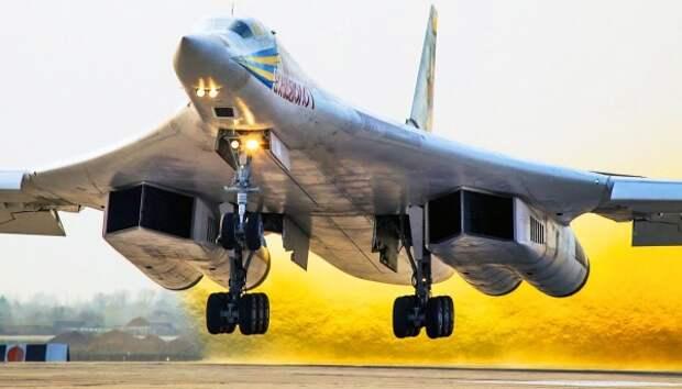 Шойгу: Модернизируем восемь стратегических ракетоносцев Ту-160 иТу-95МС