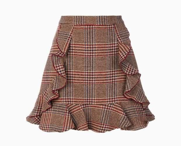 креативная  мини юбочка