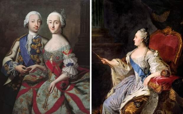 Какими подарками радовала своих фаворитов императрица Екатерина Великая